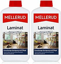 Mellerud Laminat Reiniger & Pflege 1L - Auch für