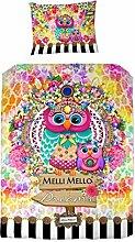 Melli Mello farbigen Kinderbettwäsche Marizza mit