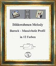 Melody Massivholz Bilderrahmen Barock 50 x 70 cm