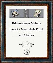 Melody Massivholz Bilderrahmen Barock 80 x 120 cm