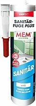 MEM Sanitär-Fu ge Plus, 290 ml, weiß, 500532
