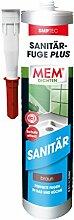 MEM Sanitär-Fuge Plus braun 290 ml, 1 Stück, 500536