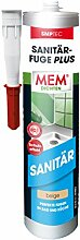 MEM Sanitär-Fuqe Plus, 290 ml, beige, 500535