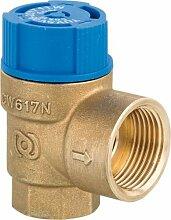 Membran Sicherheitsventil Trinkwasser