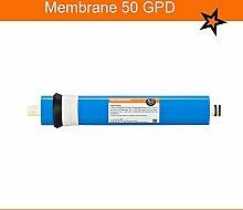 Membrane 50 GPD - Osmosefilter Mineralkartuschen