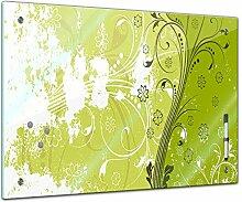 Memoboard 60 x 40 cm, Interieur - Florales Muster
