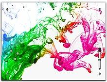 Memoboard 60 x 40 cm, Textur - Textur Farbe -