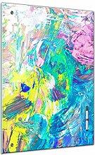Memoboard 60 x 80 cm, Textur - Textur Malfarbe -