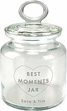 Memories in a Jar (Best Moments): graviertes