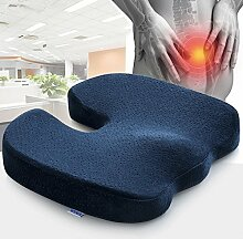 Memory Foam Sitzkissen Orthopädische