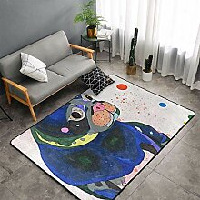 Memory-Schaum-Teppich, für Wohnzimmer,