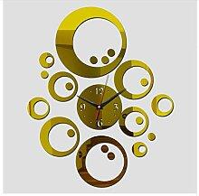 Menddy Ankunft Echte Wanduhr Uhr Uhren DIY