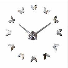 Menddy Spiegel Acryl Wanduhr Europa Uhren