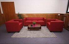 Mendler 3-1-1 Sofagarnitur Couchgarnitur
