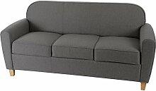 Mendler 3er Sofa Malmö T377, Loungesofa Couch,