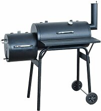 Mendler Barbecue-Smoker Grill Standgrill