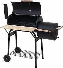 Mendler Barbecue-Smoker Hartford, Grill Kohlegrill