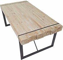 Mendler Esszimmertisch HWC-A15, Esstisch Tisch,