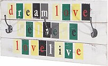 Mendler Wandgarderobe Love-Life, Garderobe