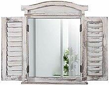 Mendler Wandspiegel Spiegelfenster mit