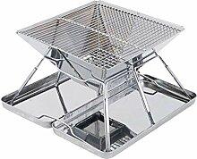 MENG Tragbarer Barbecue-Grill Ultraleichter,