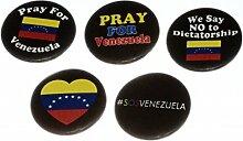 Menge 5Pray für Venezuela/SOS
