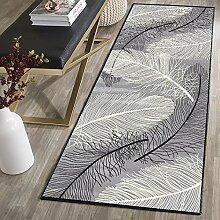MENGH Luxus Teppich 60x140cm, Teppich für Flur,