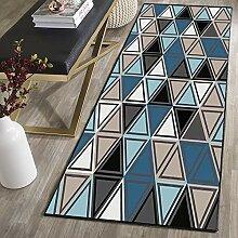 MENGH Luxus Teppich 60x240cm, Teppich für Flur,