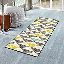 MENGH Luxus Teppich 80x100cm, Teppich für Flur,