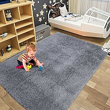 MENGH Teppich Kinderzimmer Junge 200x300cm,