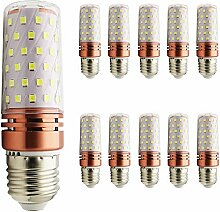 Mengjay® 10 Stück E27 LED-Lampe – 360°