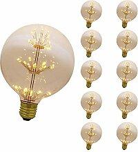Mengjay® 10 Stücke LED Lighting 3W LED Nostalgie