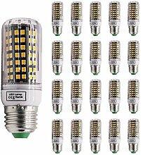Mengjay® 20 Stück E27 5W 84 * 2835SMD LED lampe