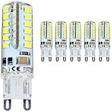 mengjay® 5*G9 48-3.5 Watt AC 200-240V G9