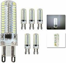 Mengjay® 5 Stück - 4 Watt G9 Beleuchtung LED