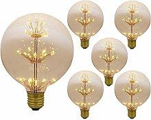 Mengjay® 5 Stücke LED Lighting 3W LED Nostalgie