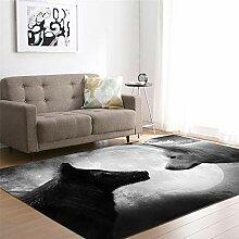 Mengjie Moderner Wohnzimmer Teppich
