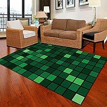 Mengjie Teppich Für Wohnzimmer Weiche Blaue