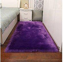Mengjie Wohnzimmer Teppich rechteckigen Imitation