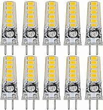 MENGS® 10 Stück GY6.35 3W LED Lampe 12x5730 SMD