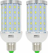 MENGS® 2 Stück Anti-Strobe E27 LED Lampe 21W