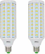 MENGS® 2 Stück E27 LED Lampe 30W Warmweiß 3000K