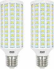 MENGS® 2 Stück E40 40W LED Lampe 280x5730 SMD