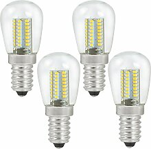 MENGS® 4 Stück E14 3W LED Birne 64x3014 SMD LED