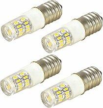 MENGS® 4 Stück E14 LED Lampe 2W AC 220-240V