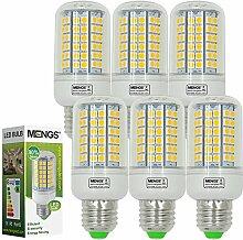 MENGS® 6 Stück E27 LED Lampe 12W AC 220-240V