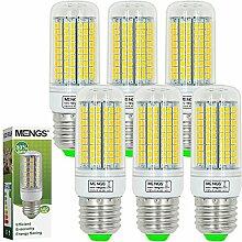 MENGS® 6 Stück E27 LED Lampe 15W AC 220-240V