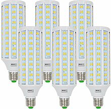 MENGS® 6 Stück E27 LED Lampe 30W Warmweiß 3000K
