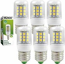 MENGS® 6 Stück E27 LED Lampe 5W AC 220-240V