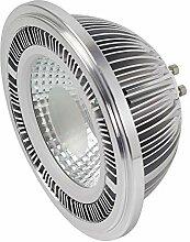 MENGS GU10 LED ES111 Strahler Lampe 20W LED AR111